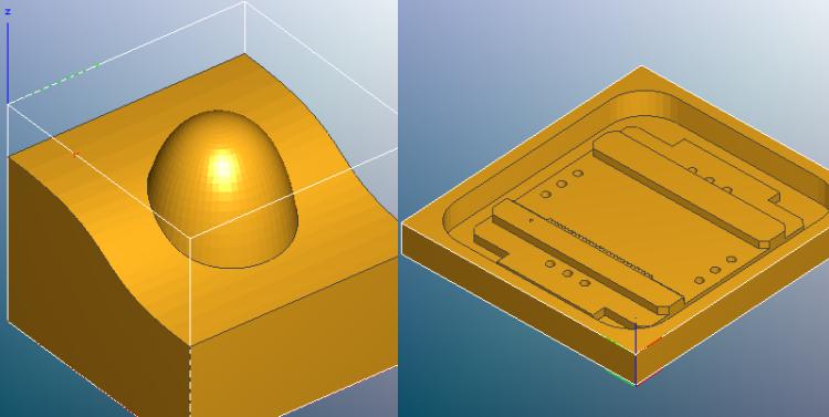 3D vs Prismatic Parts