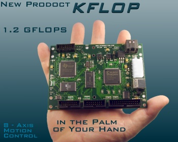 KFLOP motion control board