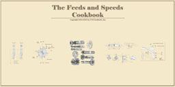 Feeds and Speeds Cookbook