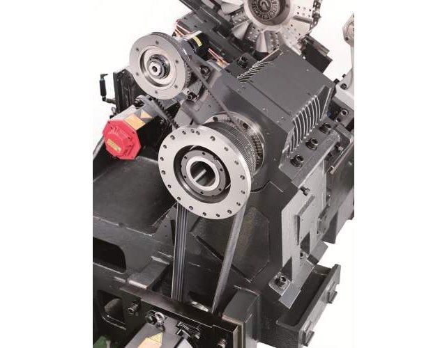 C-Axis Mechanicals