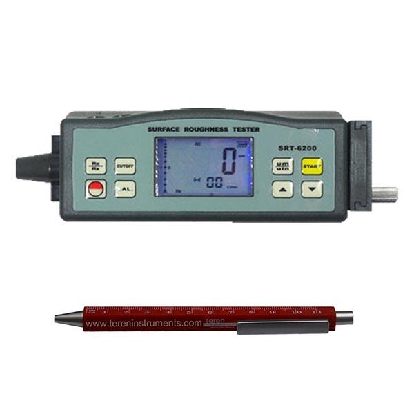 Profilometer to measure surface finish