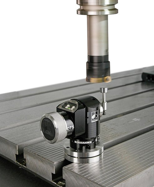 CNC Tool Setter for Machining Centers