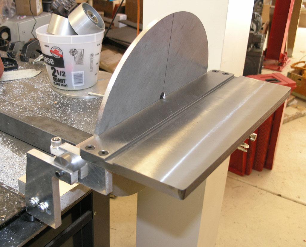 CNC Cookbook Disc Sander Part 3
