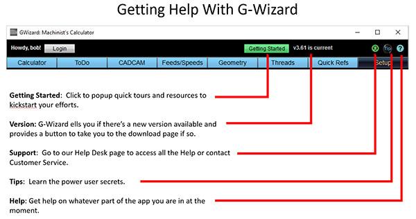G-Wizard Help