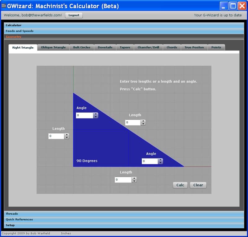 G-Wizard Geometry User Guide