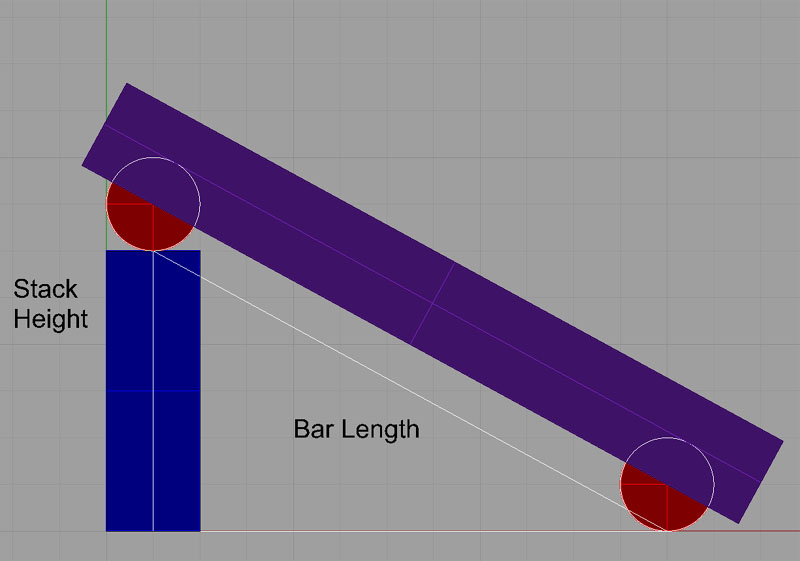 G wizard geometry user guide calculate the angle based on the sine bar length and stack height ccuart Image collections