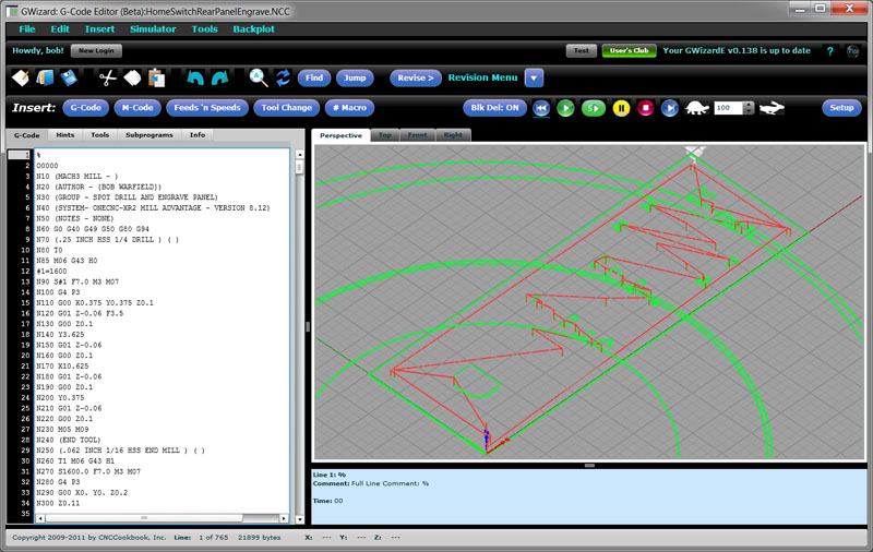 Added Coordinate System And G Code Dialect Post