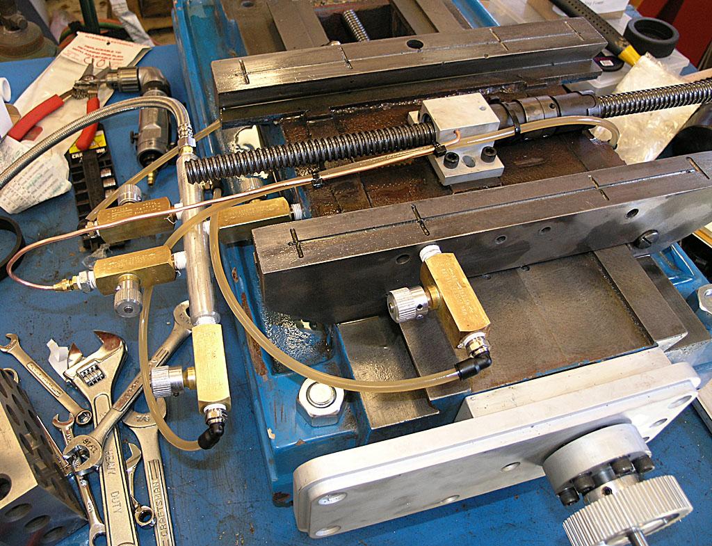 industrial hobbies milling machine