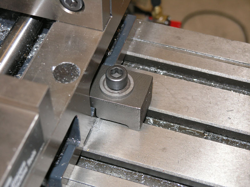 Better Vise Mounting Clamps For Kurt Style Milling Vises