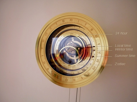 Astro Clock 3