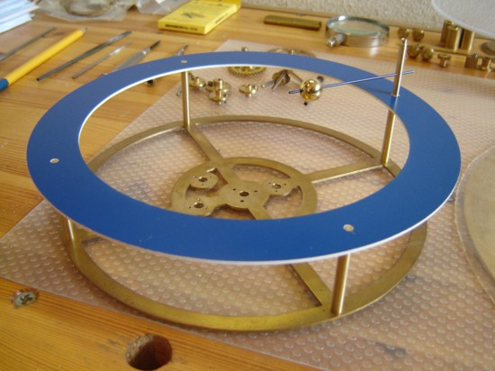 Astro Clock 3 Assembly