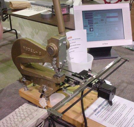 benchtop punch press 3