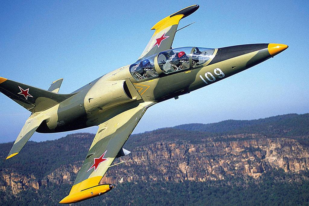 L-39 Albatross