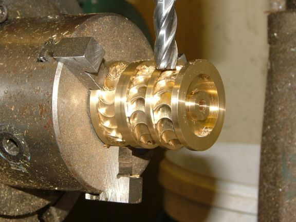 Machine Balancing - Precision Spindle  Accessories Inc.