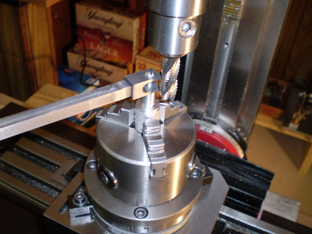 Diy rotary table for milling machine