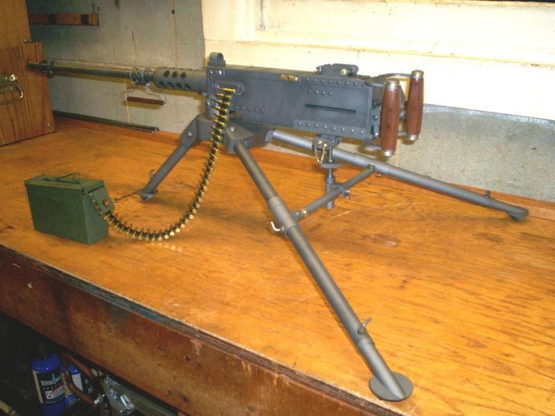 home made gun plans