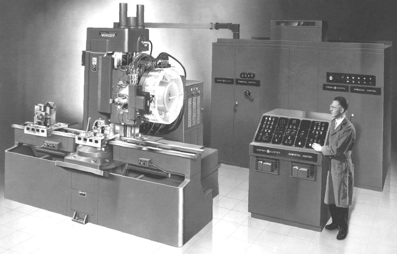 CNC Machine from 1959