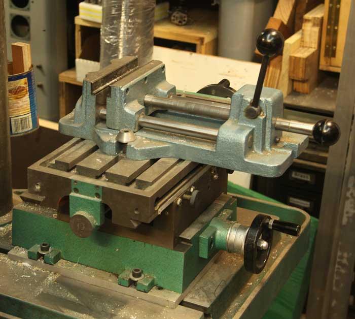 Cnc Cookbook Soup Up A Drill Press