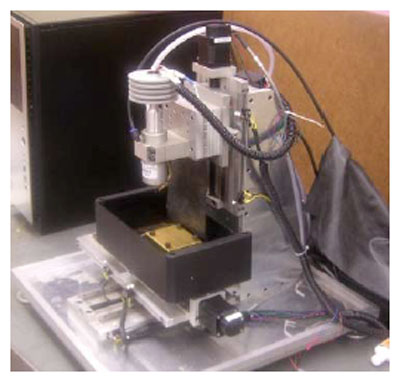 NIU Micro-Milling Machine