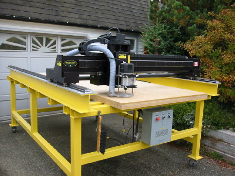 Homemade Cnc Router Table Plans PDF
