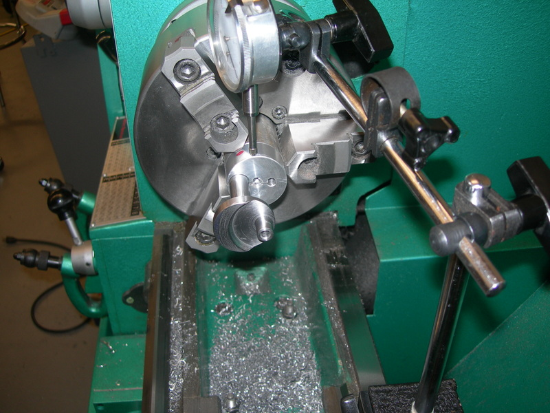 CNCCookbook: Lathe Tips: Eccentric Turning