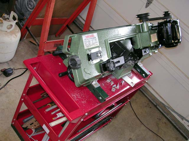 Cnccookbook Mini Bandsaw Improvements