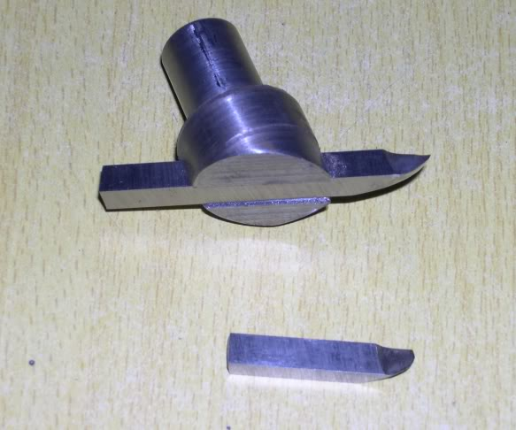 Big Radius Fly Cutter