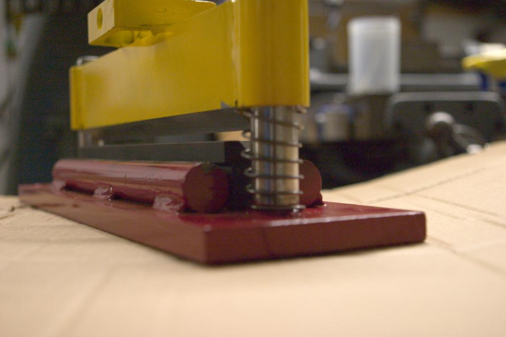 Hydraulic Press Making Dies For Bending Mig Welding Forum