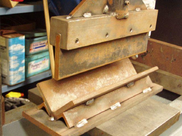 CNCCookbook Press Brake Attachment