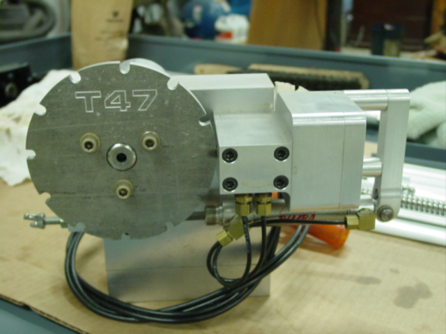 air driven indexer
