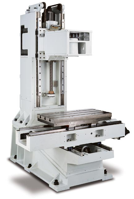 The Big Machining Centers