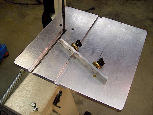 Cnccookbook Mini Bandsaw Improvements