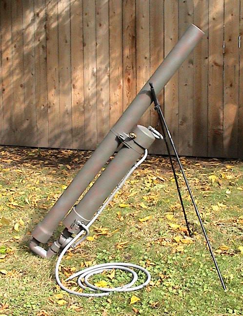 Spudgun Mortar