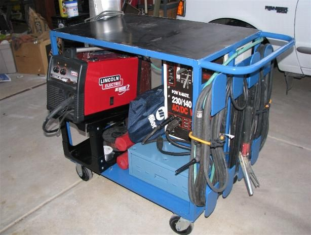 Awe Inspiring Complete Diy Welding Table And Cart Ideas 50 Designs Pabps2019 Chair Design Images Pabps2019Com