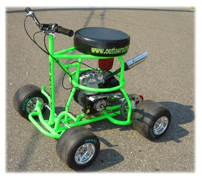 Custom Mini Chopper Plans & Tube Bender Plans