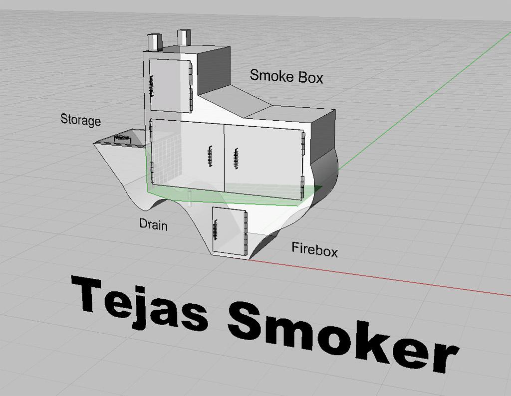 Tejas Smoker