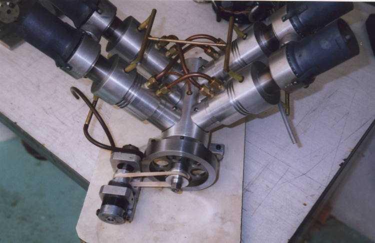 Alphonse Cyl on Free Piston Stirling Engine