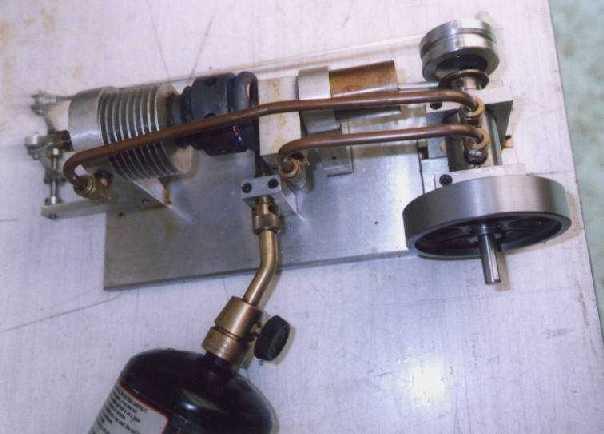 Cnccookbook Stirling Engine Models