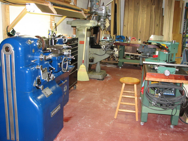 workshop machine shops garage metalworking machinist amazing lathe hall cool oficina fame cnccookbook area tools storage cum woodworking equipment custom