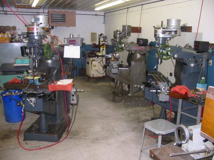 Home Machine Shop Home Workshop Hall Of Fame