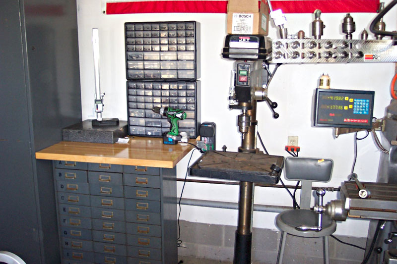 small home machine shop